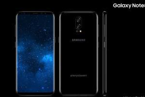 超清晰諜照曝光!三星 Galaxy Note 8 雙鏡頭、指紋辨識細節一次看!