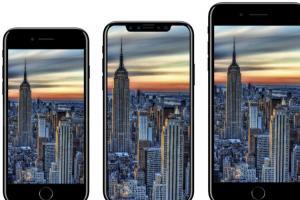 iPhone 8 到底有多大?和「前代」們排排站一張圖秒懂!