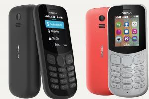 「哥就是經典!」HMD Global 再推出 Nokia 105、Nokia 130 復刻款手機