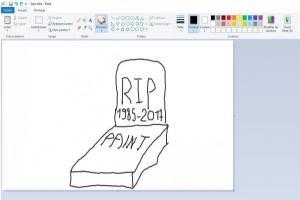 陪伴 32 年 微軟將讓「小畫家」永久消失