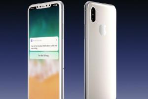權威外媒爆料 iPhone 8 終極版原型機曝光!提前揭秘 4 大新亮點