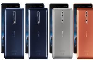 Nokia 8旗艦機終於來了!有三顆蔡司鏡頭,前後相機還可同時 FB直播!