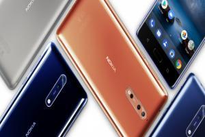 效能超越 S8 Plus,卻贏不了 U11?Nokia 8 最新安兔兔跑分出來了!