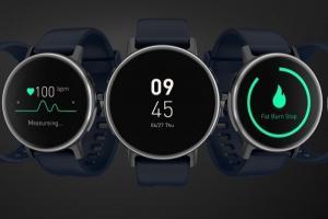 終於等到世大運 宏碁推出首款智慧錶