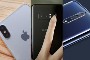 雙鏡頭誰最強悍?iPhone 8、三星Note 8、Nokia 8 相機規格比一 比