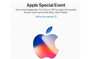 13日凌晨一點!3C頻道粉絲團直播蘋果發表會現場
