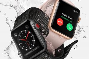真的有4G版!可打電話的全新 Apple Watch 3 登場