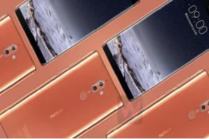 首款全螢幕 Nokia 9 將推出?最新渲染圖曝光