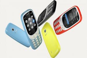 確認引進!神機 Nokia 3310 3G 版將登台