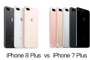 iPhone 8 Plus與 iPhone 7 Plus 殘酷摔機大對決!最耐摔的是...