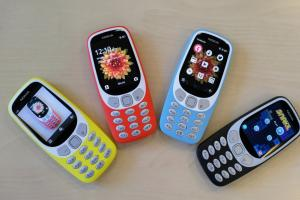 一張表秒懂!神機 Nokia 3310 3G版哪裡不一樣了?