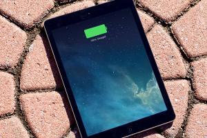 學會了嗎?用這 8 招就能讓 iPad 更省電