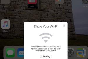 升級 iOS 11的隱藏版彩蛋!分享 WiFi 不必再手動輸入密碼