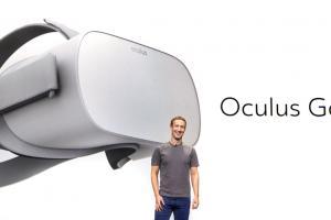 親民價的行動 VR來了!臉書發表 Oculus Go 免裝手機也不需接線!