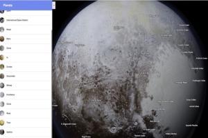 離開地球前往太空!Google Maps 版圖變大了