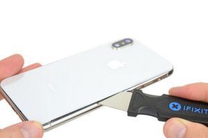 拆解 iPhone X 內部玄機全曝光!驚現 L型雙電池與雙層主機板