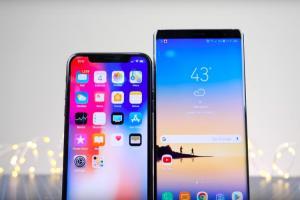 iPhone X、Note 8「App」速度對決!較勁之下勝出者是…