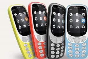 諾粉衝吧!金剛神機 3G版 Nokia 3310 正式開賣