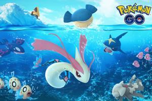 《Pokémon GO》耶誕節彩蛋更新!水系、冰系寶可夢現身