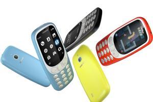 「諾粉」2018 年新禮!4G 版 Nokia 3310 現身