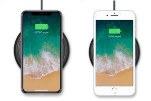 7.5 W無線充電 iPhone X、i8、i8 Plus 誰最快?一張圖秒懂