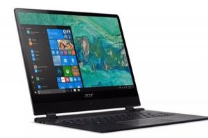 【2018 CES】台幣 5 萬起!宏碁 Acer 發表「全球最薄」4G 行動上網筆電