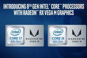 【2018 CES】Intel、AMD 合作首發!第八代 Core G 系列「電競用處理器」亮相