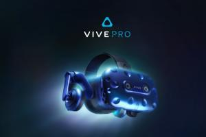 【2018 CES】VR 解析度爆升 78%!HTC VIVE Pro 正式登場、支援無線操作