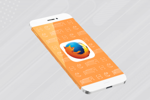 滑手機逛網頁變更快了!Android 版 Firefox 瀏覽器釋出最新升級版本