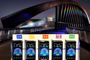 瘋花燈!中華電信 4G 網速衝第一