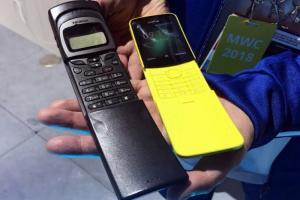 傳奇「香蕉機」大復活!Nokia 8110 4G 復刻版台灣最快 5月上市