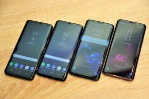 Galaxy S9 抄襲 iPhone X?三星高層不滿回擊!
