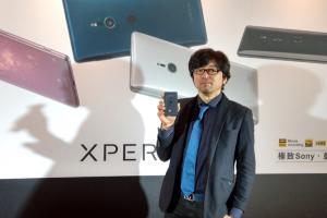 「可用元素變少」!Sony 設計師回應新機外型與 HTC  U11 相似