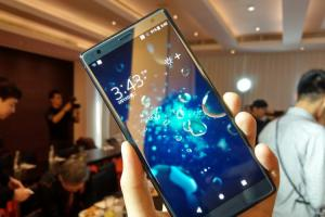 Sony XZ2 新旗艦登台開賣!不跟風「劉海設計」理由是...