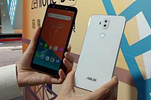 萬元有找、中階「超廣角四鏡頭」!華碩 Zenfone 5Q 在台上市