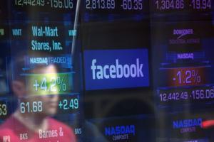 臉書逾 5千萬用戶個資遭盜 歐盟要查 股價重挫