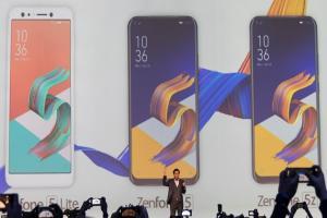 華碩「小劉海」ZenFone 5 可能售價曝光!比去年 Zenfone 4 貴?