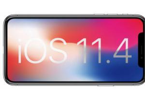 蘋果預告還有 iOS 11.4 版的更新!外媒預測將搭 3項升級功能