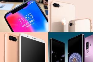 台灣 3月手機熱銷榜出爐! HTC、SONY進不了前 20名...