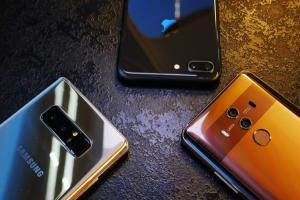 外媒旗艦手機「相機盲測」出爐!iPhone X、S9+、P20 排名是…