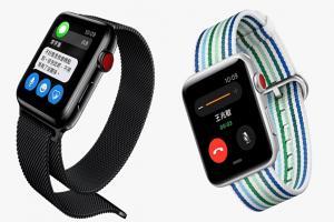 可打電話 Apple Watch LTE版開放預購!電信購機優惠一次看
