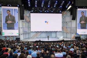 2018 Google I/O 凌晨登場 5 大重點:AR 街景、新版Android P ... AI 無所不在!