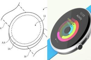 新版 Apple Watch 要變臉了?蘋果取得圓形錶盤專利曝光