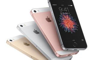 新版 iPhone SE 搭「小劉海」 再曝光!傳 6月將開賣