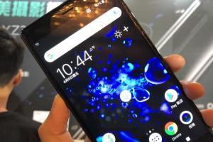 Sony 今年最頂規手機亮相!「XZ2 Premium」在台登場