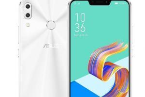 華碩 ZenFone 5 特規「白色版」登場!孔劉派對首賣