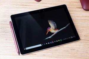 無預警發表新品!微軟也攻「平價平板」拚 iPad、Surface Go正式登場