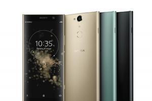 Sony 突發表中階新機!主打 6 吋螢幕、2,300 萬畫素相機