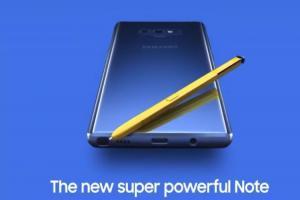 三星 Note 9 發表會倒數 2天 !天后蔡依林搶先曬照「八個字」露餡了...