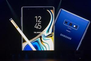 三星旗艦 Galaxy Note 9 正式亮相!S Pen 觸控筆果然很厲害